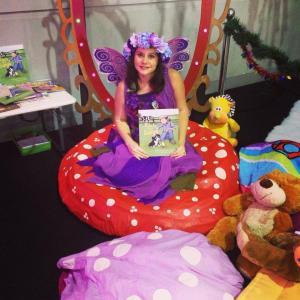 Fairy Belle, the Book Fairy