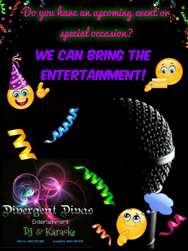 We Bring The Entertainment To Your Event